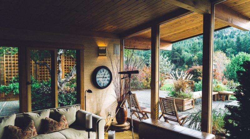 installer une véranda dans une maison